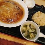 馨園 - 料理写真:米あり、麺あり、スープあり