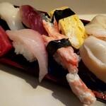 寿司政 - 料理写真:握り寿司  2000円