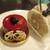 フォートナム・アンド・メイソン・ティーショップ - カシスポワール&紅茶のロールケーキ