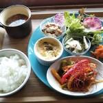 ユノ カフェ - 料理写真:
