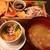 遊豚菜彩 いちにいさん - 料理写真:黒豚野菜蒸しセット