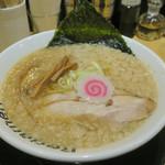 麺菜 Regamen - 背脂醤油ラーメン850円