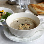 赤マンマ - ごぼうのスープ