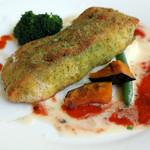 赤マンマ - 鮭の香草焼き