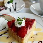 赤マンマ - 苺タルト