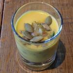 120136893 - 南瓜の冷製スープ
