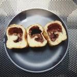 C.cafe - あん食パン