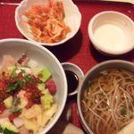 しんしん亭 - 海鮮丼