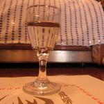 ブランチ ヒロノヤ - 食前酒