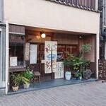 みつばち - 店前写真