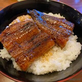 はせべ - 料理写真:鰻丼梅