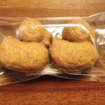 お菓子工房 あひる堂 - 料理写真:あひるちゃんはきなこ味