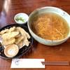 Tenan - 料理写真:ごぼう天そば(1,100円)