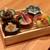 肉と京料理 かぐら - おばんざい盛り合わせ