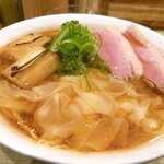 120147924 - 鴨ワンタン麺 950円