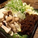 琉球ムーガタ鍋 - もずく
