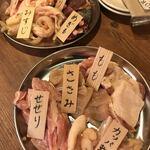 米沢鶏肉店 -