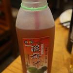 小魏鴨脖店 - 酸梅汁