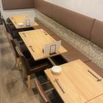 M3 - テーブル席