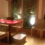月陽 KARASUMA - テーブル席