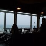 12016671 - テーブル席からの海