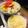 Monjakondou - 料理写真:もちチーズ明太もんじゃ