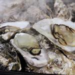 福丸水産 - 料理写真:かき食べ放題