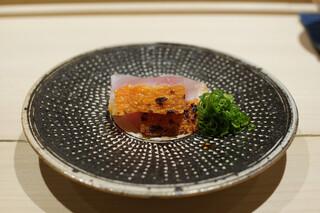 すし宮川  - 金目鯛焼き