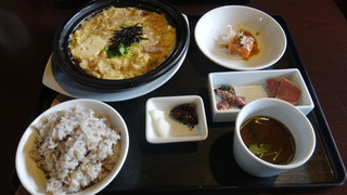 ヌーベル ジャポネーゼ 凛 - Aランチ御膳 980円