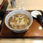 Katsuraan - 肉なんばんそば