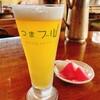 嬬恋高原ブルワリー - ドリンク写真:前橋ウィート  360ml720円  +  お通し