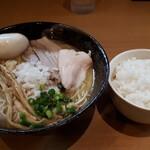 麺堂 稲葉 -