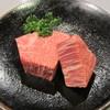 Raboufu - 料理写真:特上牛ヒレ焼 この厚さにかかわらず驚きのやわらかさ! ※注 店内黒板メニューのみでのご提供です