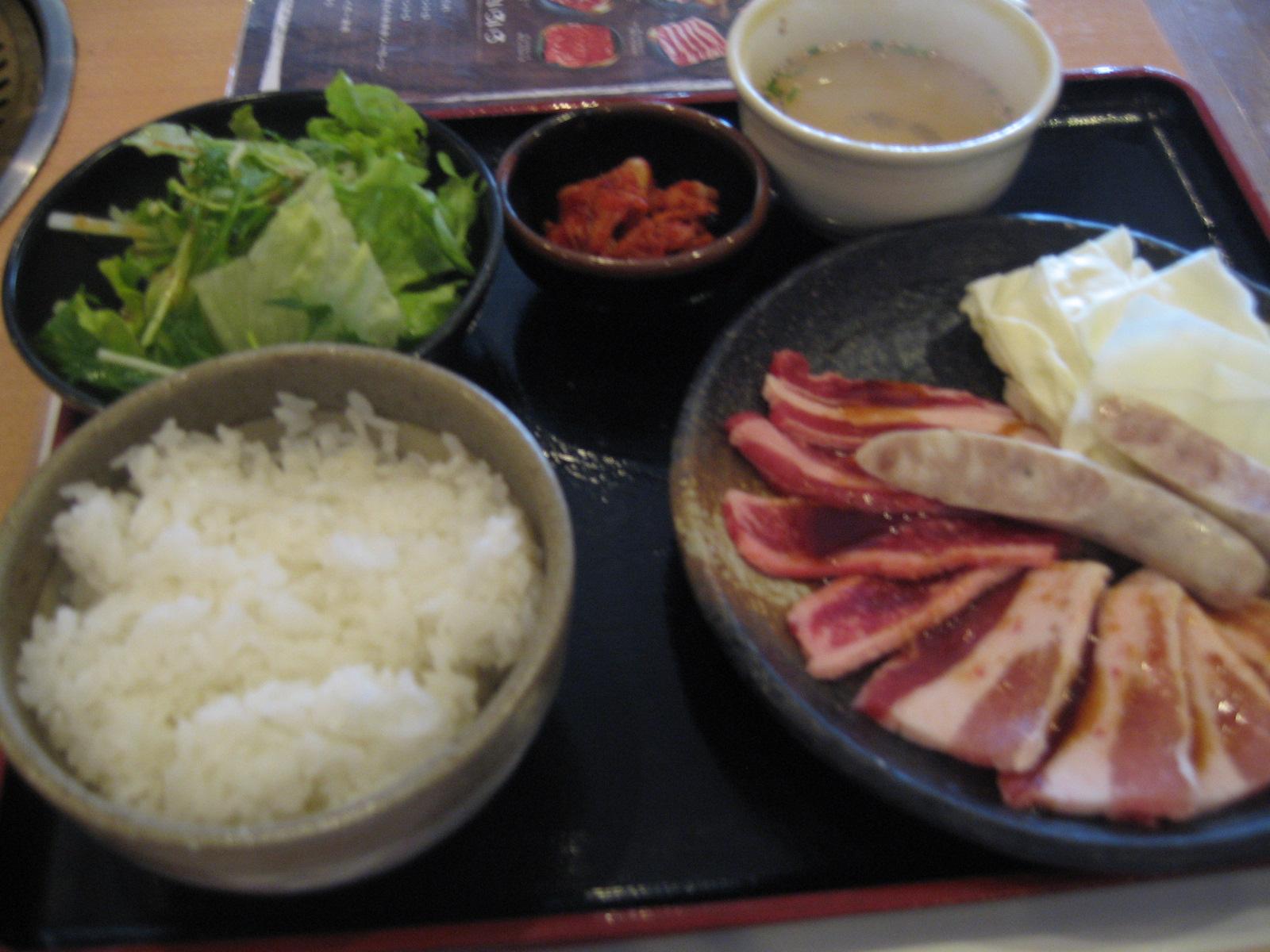 焼肉一番 団楽 千田店