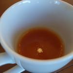 カフェ アンジェ・フレーゼ - スープ
