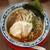 肉魂 - 料理写真:肉汁醤油ラーメン(750円)