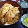 あさの - 料理写真:カツ丼800円