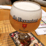 St.Bernardus - セント・ベルナルデュス・ホワイト