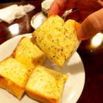 宮越屋珈琲 - たっぷりのチーズに、振り掛けられた黒胡椒の香りが絶妙!