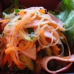 華にしき - 春雨サラダ中華風