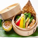 囲 - 旬野菜ヴァプール