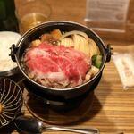 120193867 - すき焼き肉ダブル醤油味