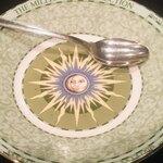 120196301 - ウェッジウッド「ミレニアム・コレクション」のソーサー
