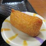 こがね製麺所 - いなり寿司100円。