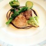 芙葉亭 - ランチ お魚料理
