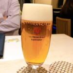 120200274 - 生ビール