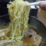 しま坂 - 麺