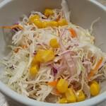東京チカラめし - サラダ