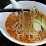 120203848 - 自家製麺 中太ストレート麺