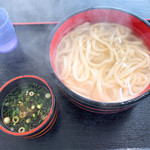さぬき麺児 - 釜揚げうどん(大)